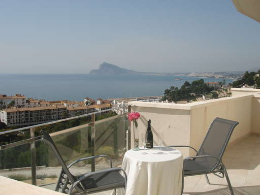 Luxe-prive-appartement-Altea-Mascarat